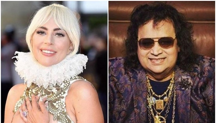 Bappi Lahiri records two duets with Lady Gaga