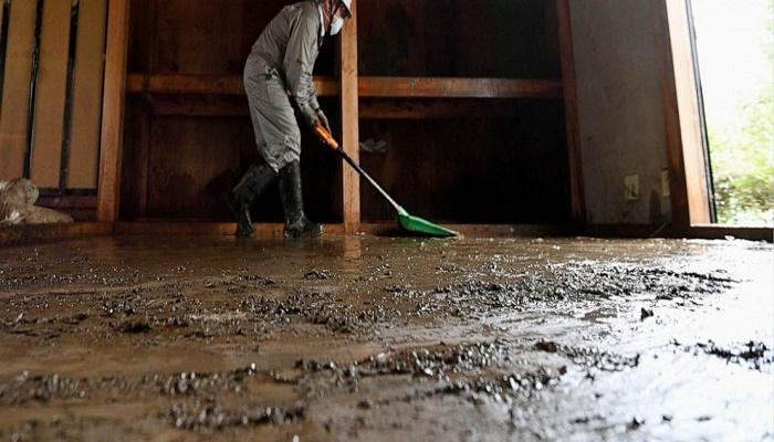 Japan warns of more rain, mudslide risk in typhoon-hit areas