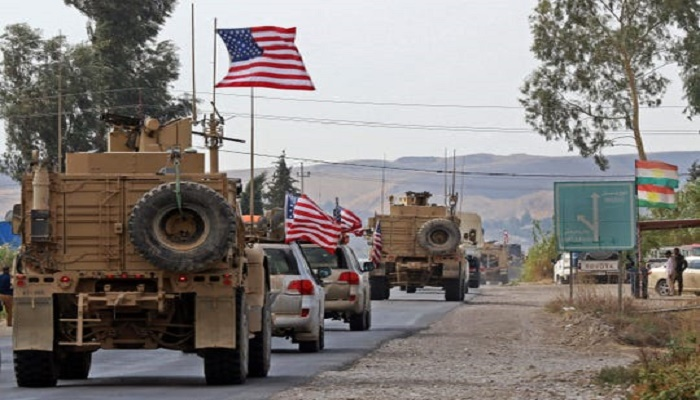 Turkey Syria offensive: Some US troops to stay, says Trump