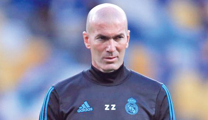 Zidane shifts focus to Europe