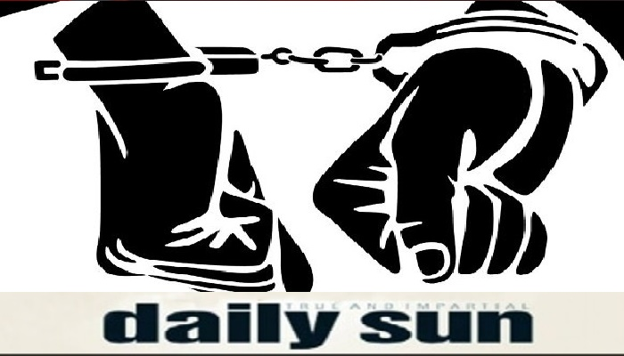 Revenue official caught red-handed while taking bribe in Tangail