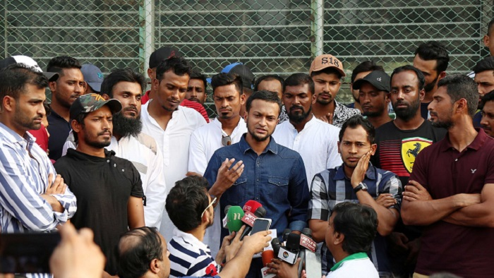 India tour in doubt as cricketers go on strike