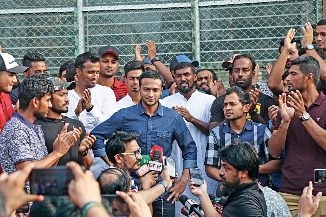 BCB pays Tk 24 crore to 15 cricketers as bonus: Papon