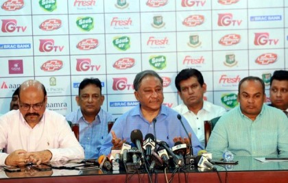 BCB president Papon smells conspiracy against country's cricket