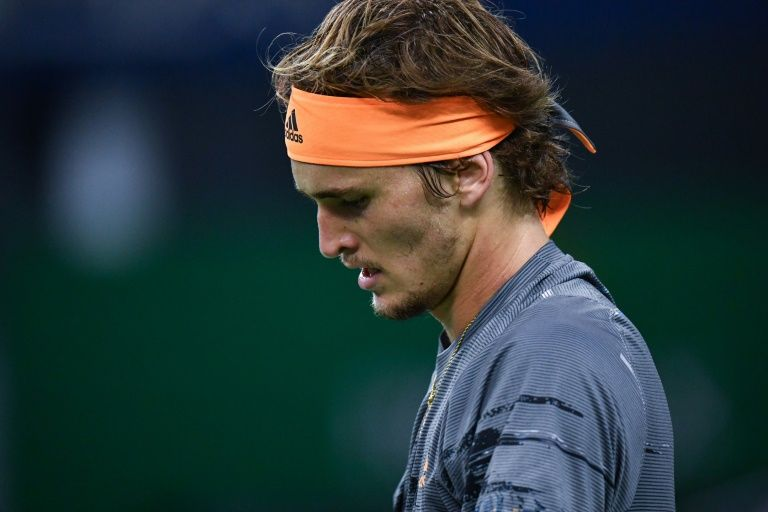 'Flat' Zverev crashes out in Basel first round