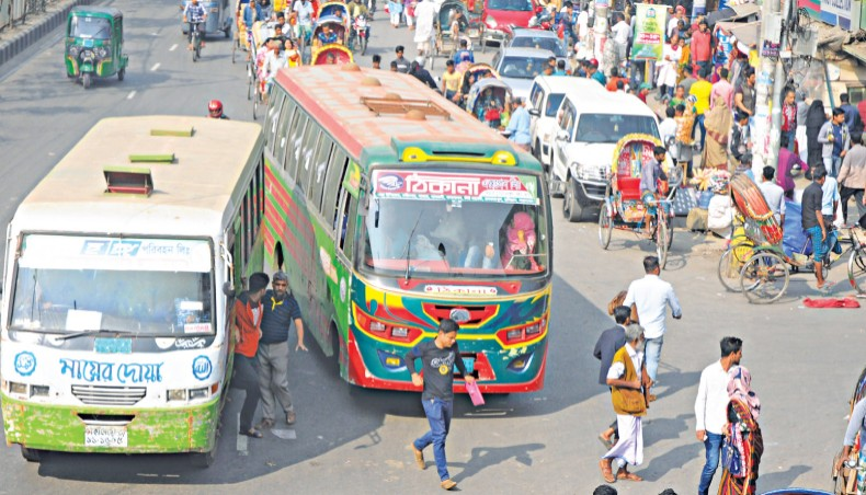 Govt to enforce Road Transport Act from November 1