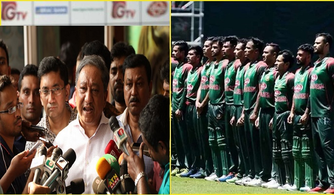 13-point demand: Cricketers talk with BCB begins