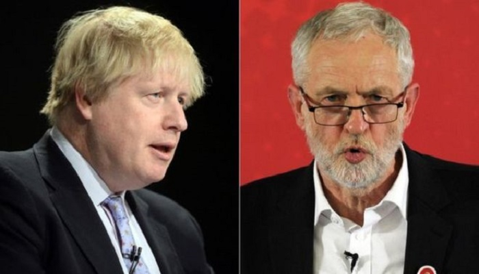 Brexit: Boris Johnson and Jeremy Corbyn meet after timetable rejected
