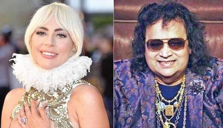 Bappi Lahiri records two duets with Lady Gaga