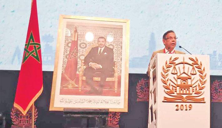 Bangladesh a model of dev: Law Minister