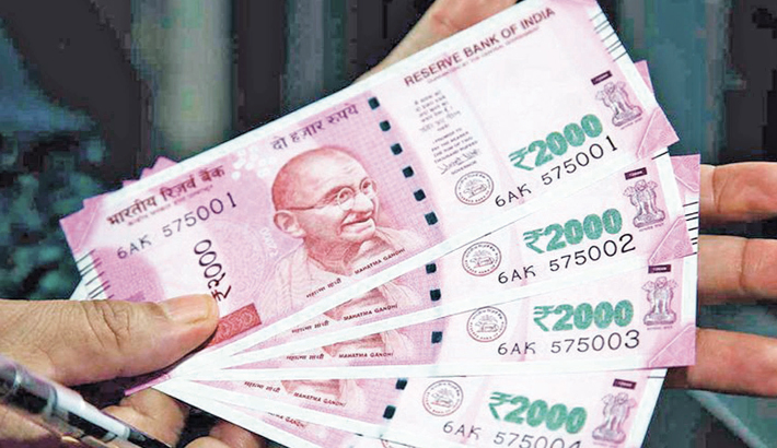 Rupee gains 24 paise against US dollar