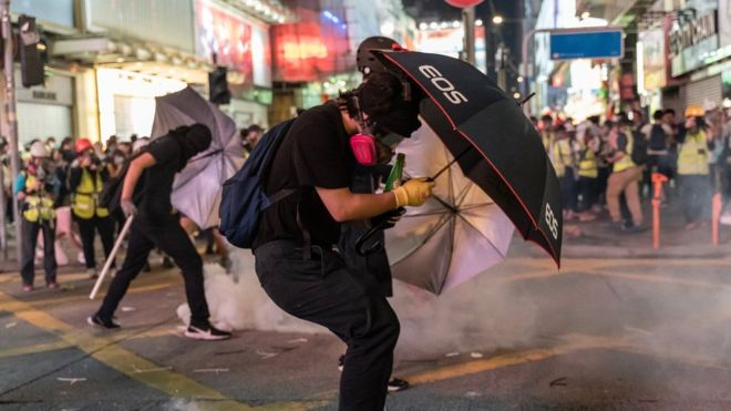 Hong Kong formally scraps extradition bill that sparked protests