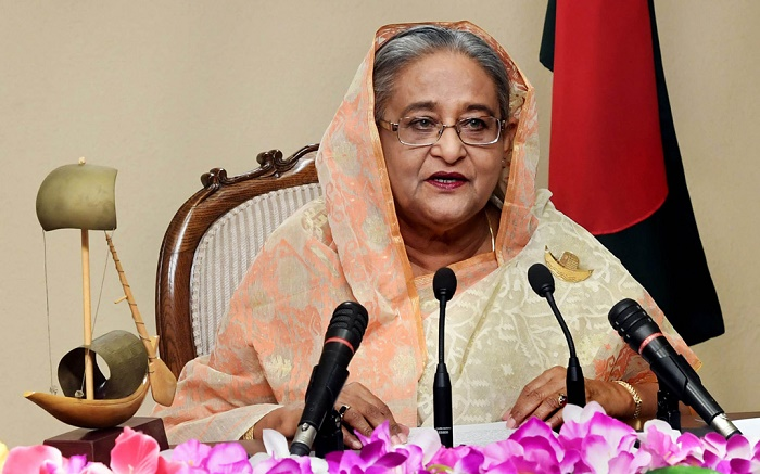 Working to enhance Bangladesh's air connectivity: Prime Minister