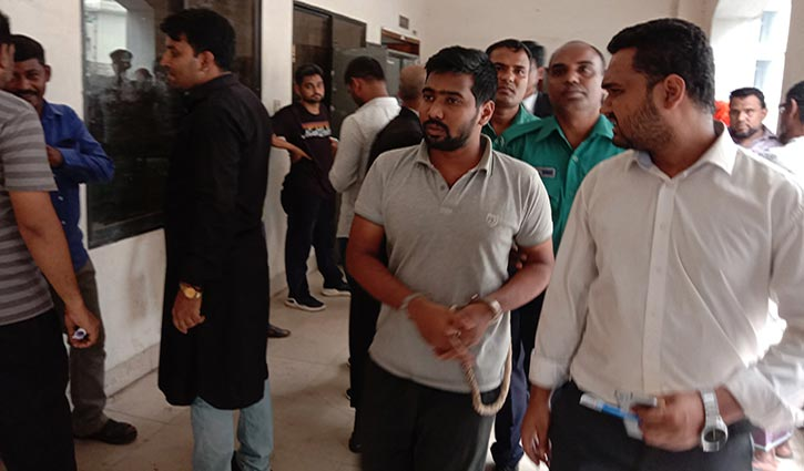 Abrar's roommate Mizan placed on 5-day remand