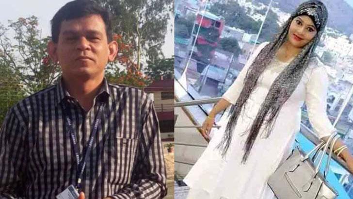 Video scandal: Ex-Jamalpur DC's female assistant Sadhona suspended