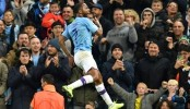 Sterling, Mbappe light up Champions League with hat-tricks while Spurs claim key win