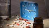 Blood pressure pills 'work better at bedtime'