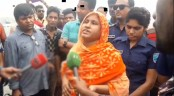 Savar woman who cut down plants of rooftop garden arrested (Video)