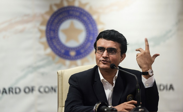 It's a new start for the BCCI: Sourav Ganguly