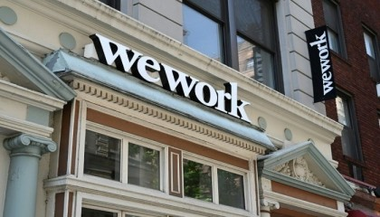 WeWork accepts multi-billion-dollar Softbank rescue deal