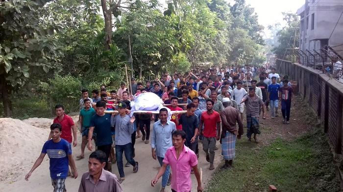 Ex-UP chairman shot dead in Rangamati