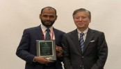 Bangladeshi Arif becomes 'best young scientist of Japan'