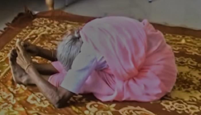 India yoga: Inspirational teacher V Nanammal dies at 99