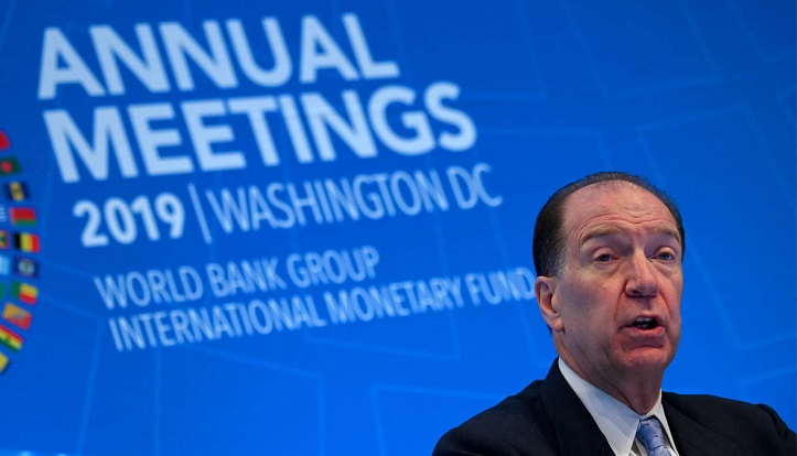 World Bank chief gives tips to boost India's economic growth