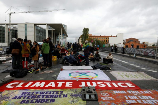 German govt in the dock over farmers' climate case