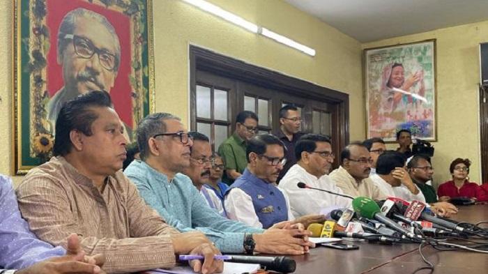 Awami League prepares intruders' list ahead of next council: Quader