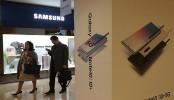 Samsung Electronics says third quarter profit fell 56%