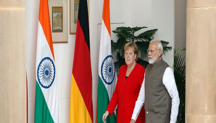 India, Germany agree to boost industrial cooperation
