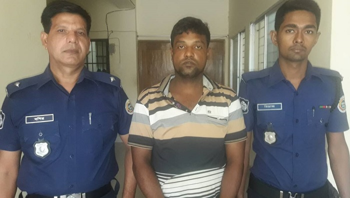 Bhola man put on 7 days remand for torturing a father
