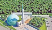 Concept of eco-friendly mosque