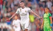 Rodrygo scores opener as Madrid nets five