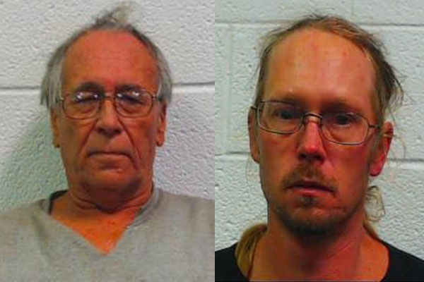 Father, son, 'raped two girls in their family every day for 10 years'