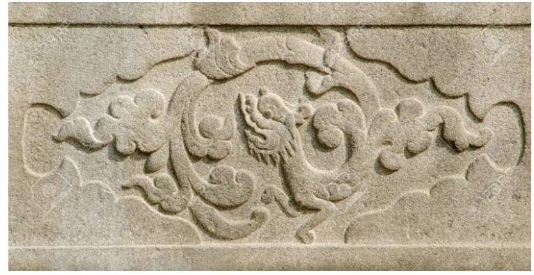 580-yr-old stone tablet found in north China