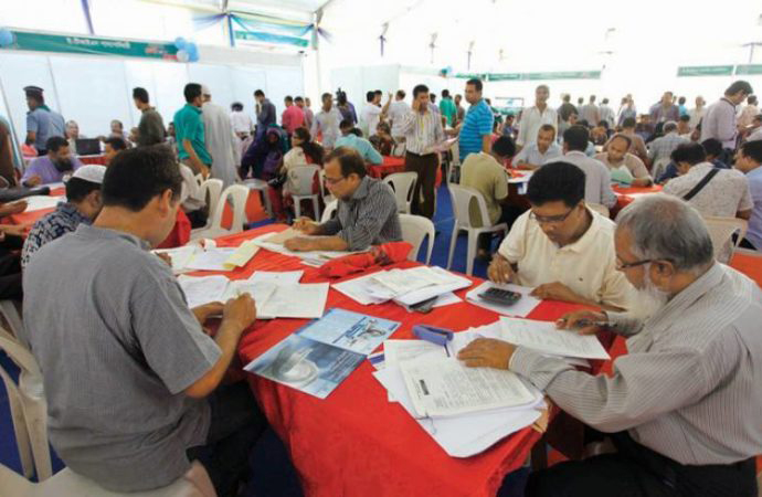 Income Tax & Motivation: Weeklong fair set to begin November 14