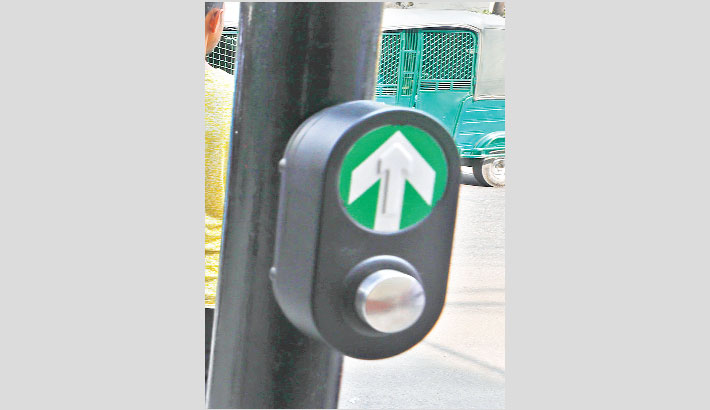No to smart, yes to risk as push traffic system fails