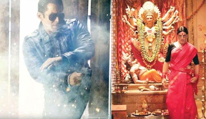 Salman's Radhe to clash with Akshay's Laxmmi Bomb