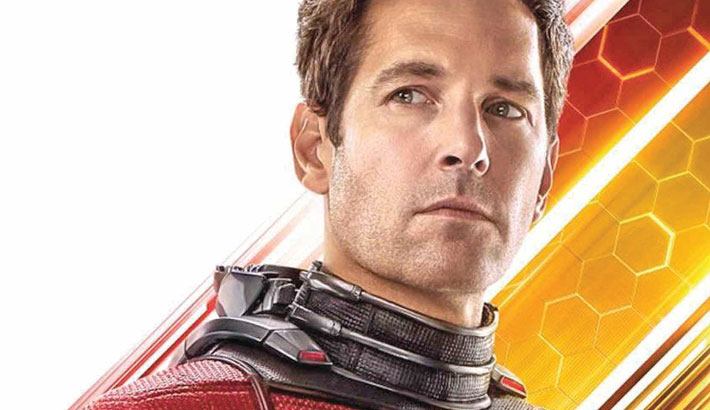 Rudd will be back in 3rd Ant-Man film