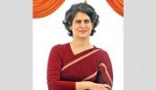 Priyanka Gandhi's phone hacked in WhatsApp snooping: Congress