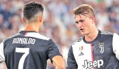 De Ligt keeps Juventus on top