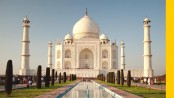 Taj Mahal gets air purifier as Indian capital chokes