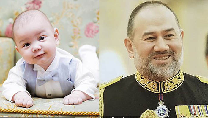 Malaysia's ex-king refuses to accept his son