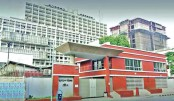 Power supply to Bangladesh Secretariat in trouble