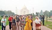Taj Mahal gets air purifier as Indian capital chokes
