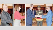3 envoys present credentials to President