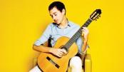 Classical guitar concert at BSA today