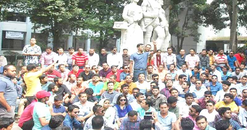 Attack on JU students: JCD brings out procession at DU